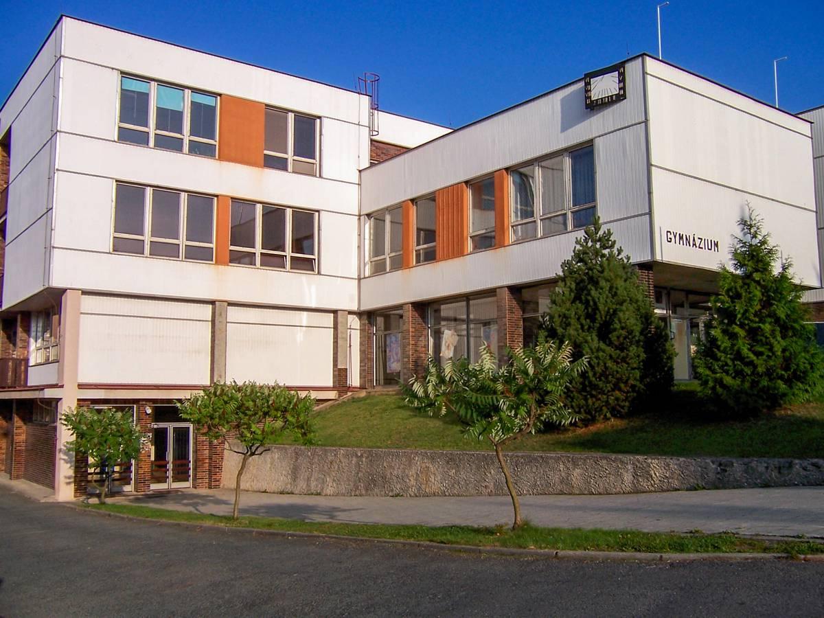 Budova Gymnázia Tachov